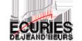 Centre équestre et gîtes des écuries de Jeand'Heurs en Meuse Logo