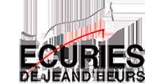 Centre équestre et gîtes des écuries de Jeand'Heurs en Meuse Retina Logo